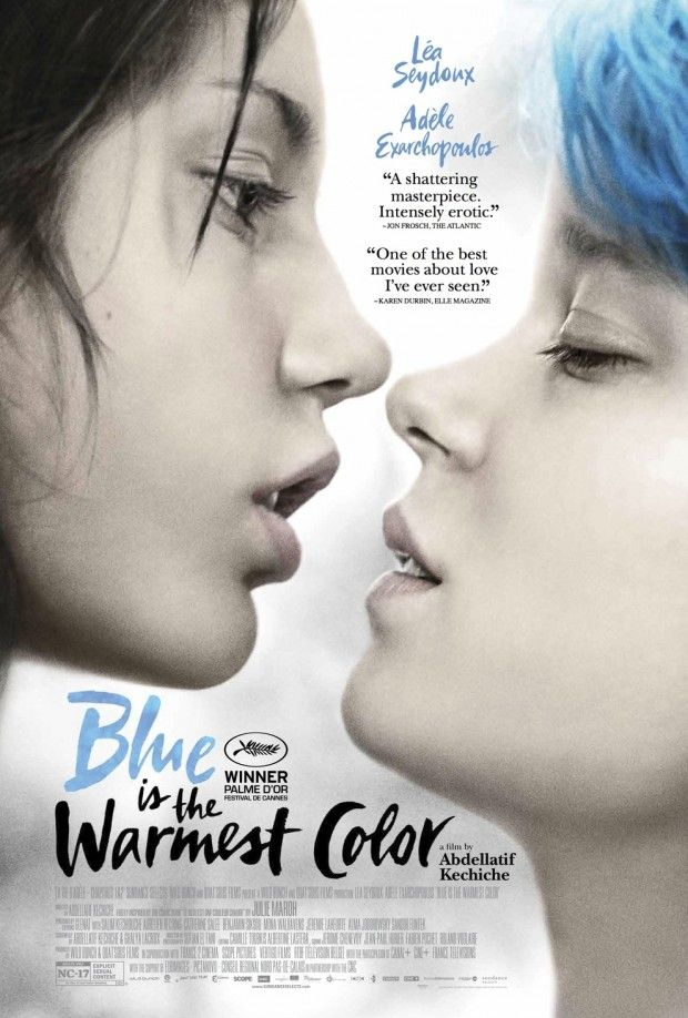 Too Hot for Idaho Meet the Stars of Blue Is the Warmest Color