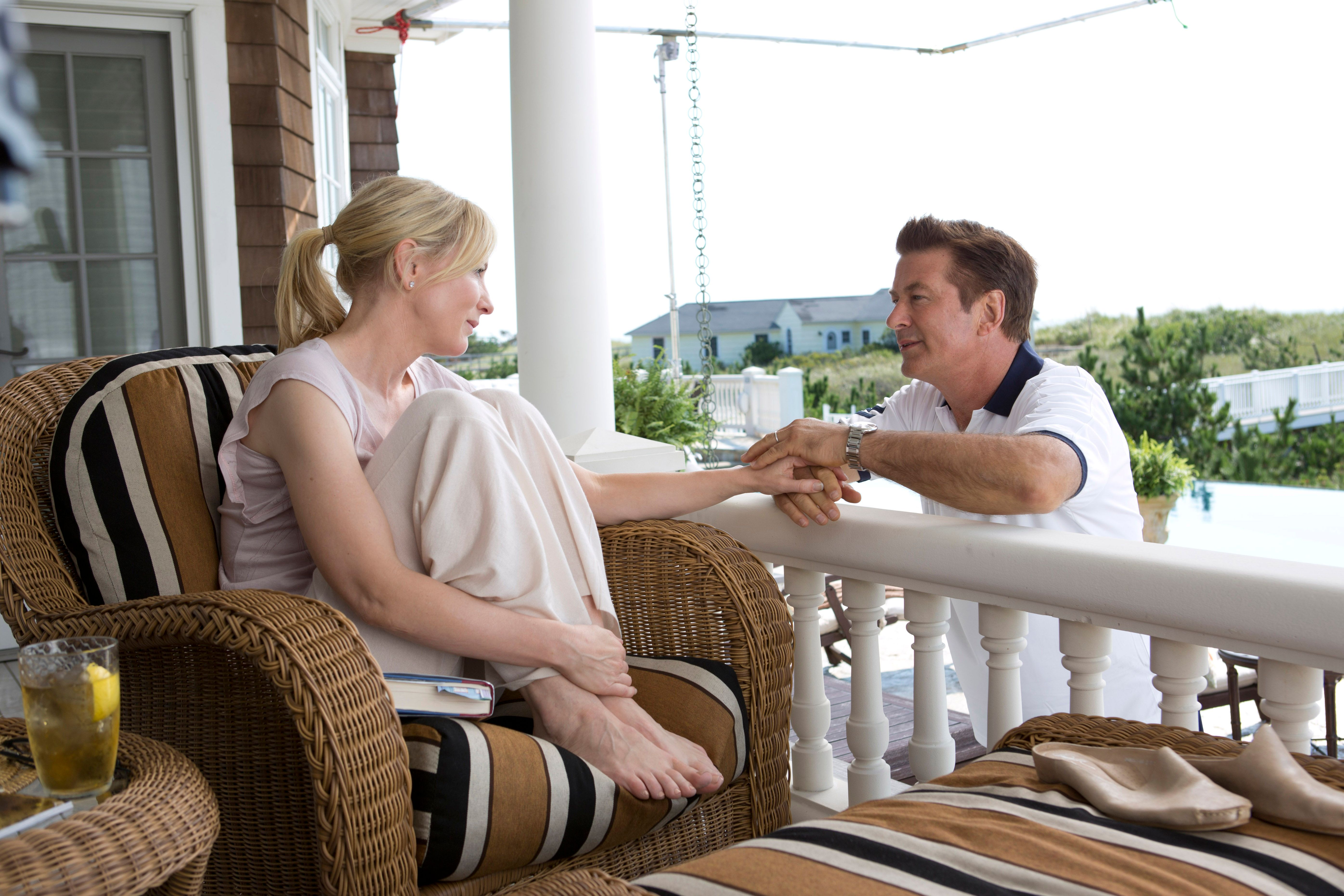 New Images from Woody Allen's BLUE JASMINE Featuring Cate Blanchett ...
