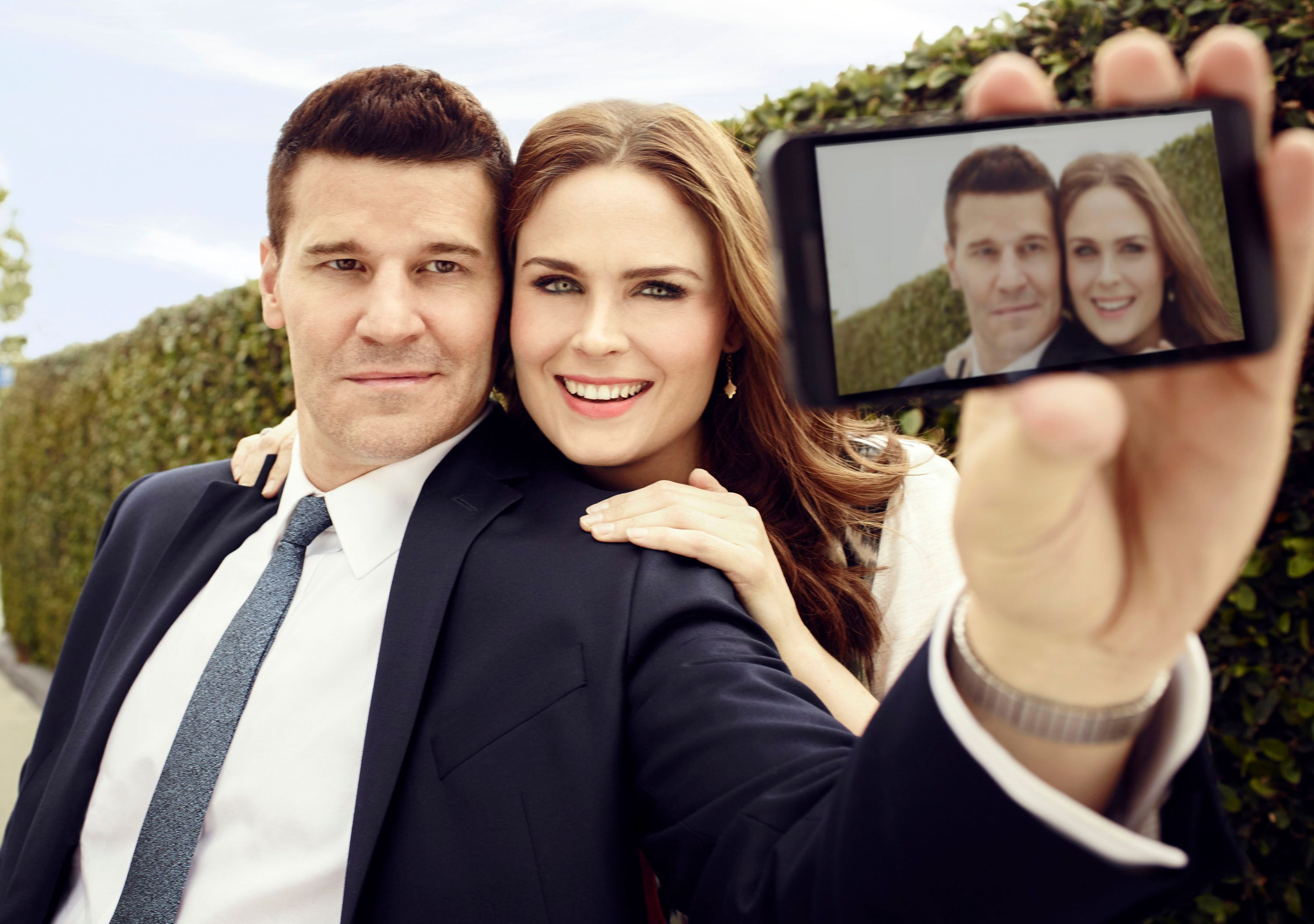 Bones Comic-Con Panel Recap: David Boreanaz and Emily ...