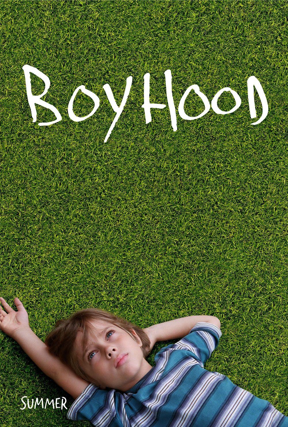 Resultado de imagem para poster boyhood