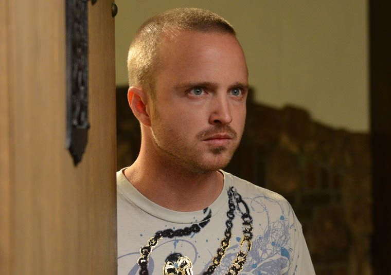 Breaking Bad Gliding All Over Aaron Paul
