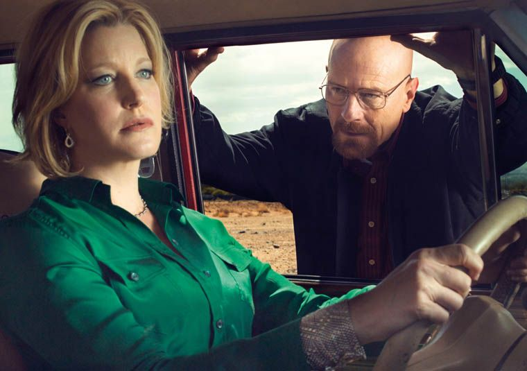 New Trailer and Images for BREAKING BAD Season 4 | Collider