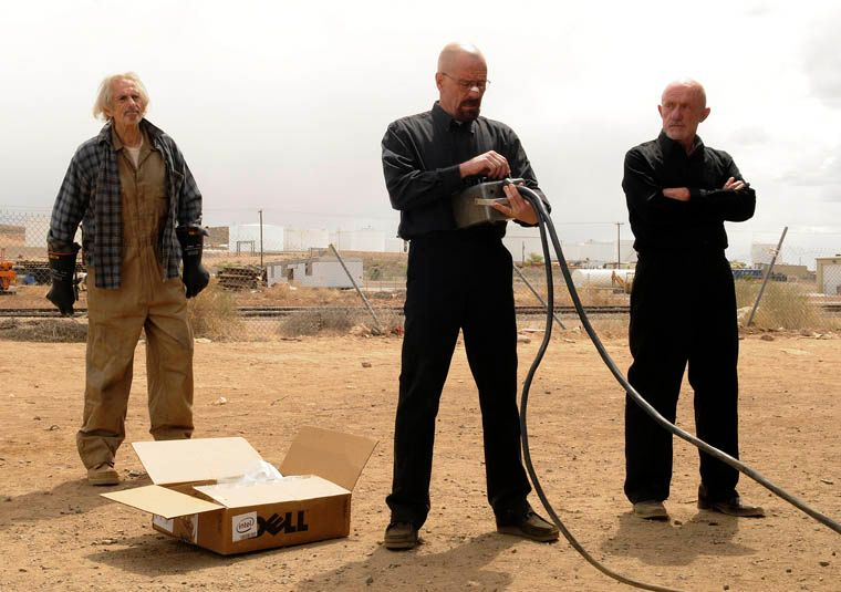 vince gilligan talks final seasons of breaking bad says