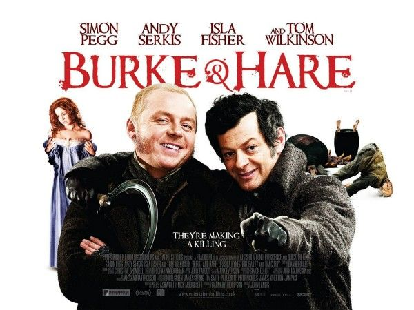 Burke and Hare movie poster