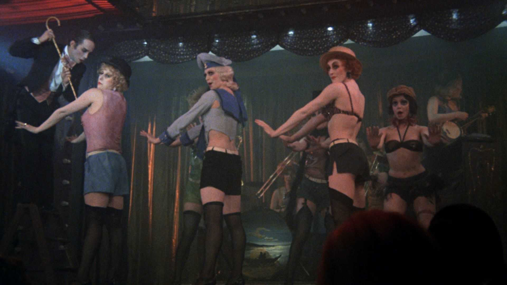 A review of the 1972 film cabaret