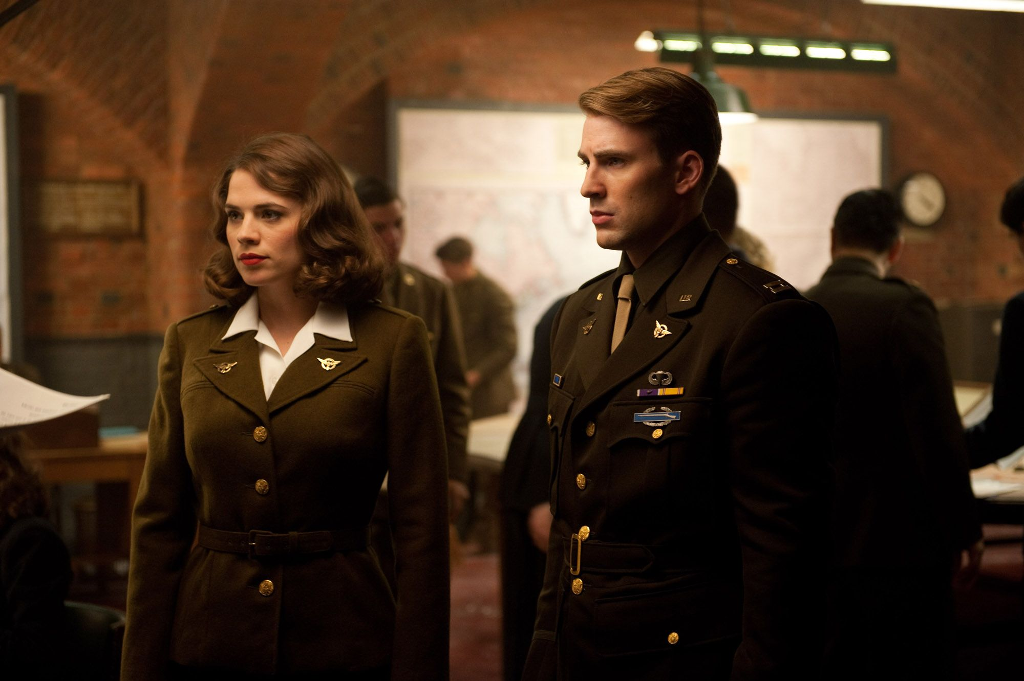 Captain america the first avenger clip and images early - Image captain america ...