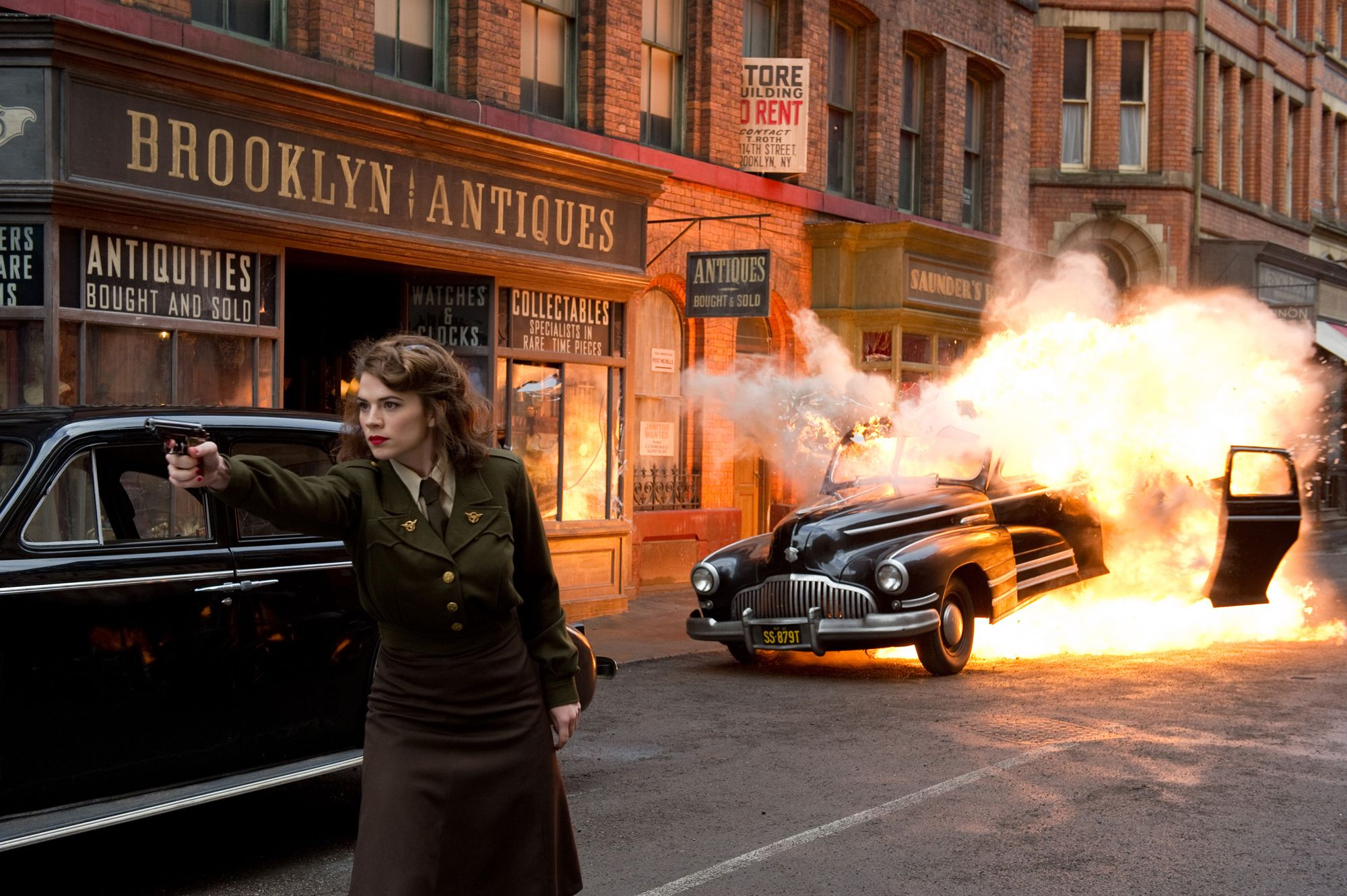Captain america the first avenger clip and images early screening at comic con collider - Image captain america ...