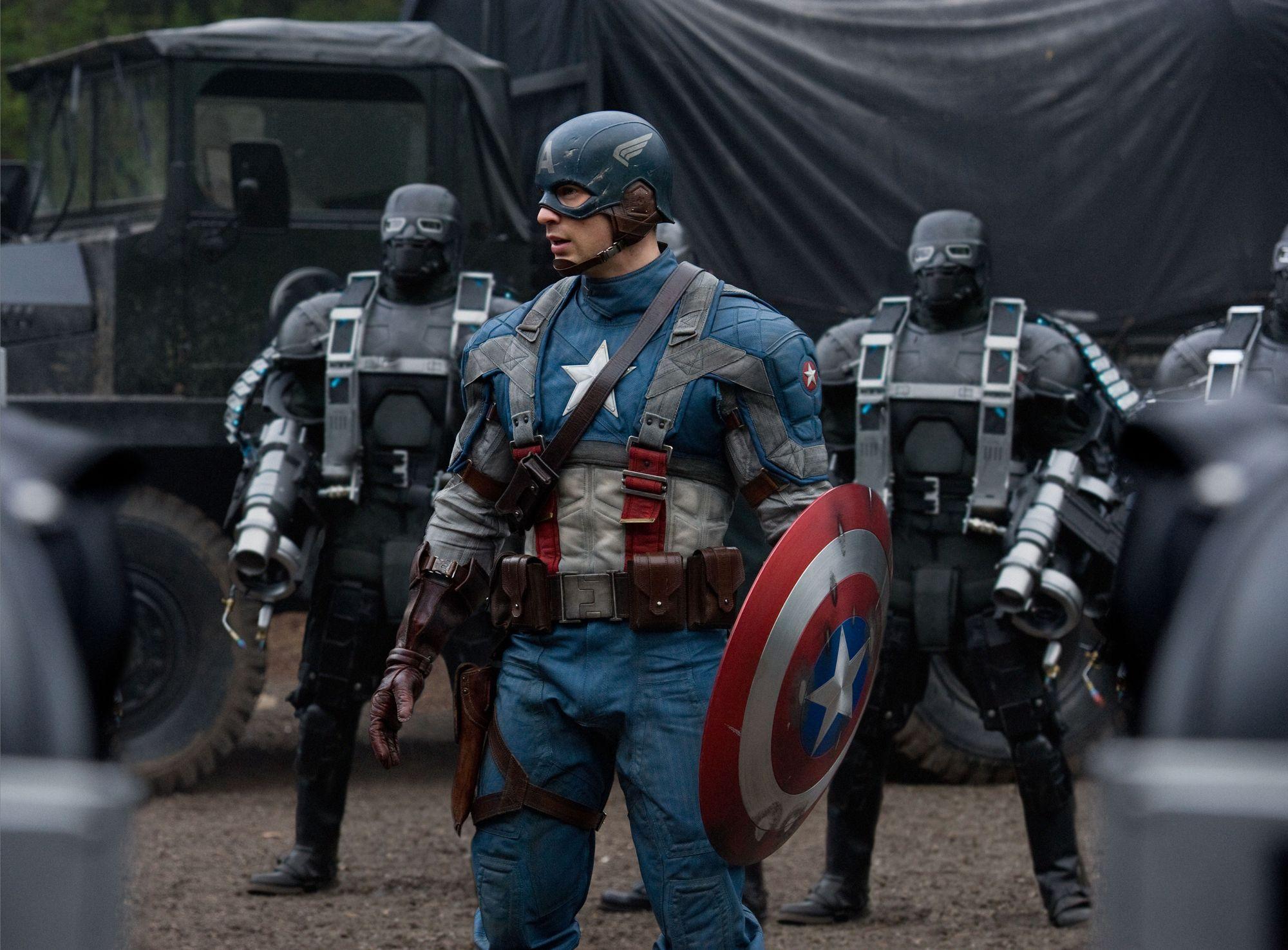 Captain america the first avenger 2011 - Captain America The First Avenger Movie Image 76