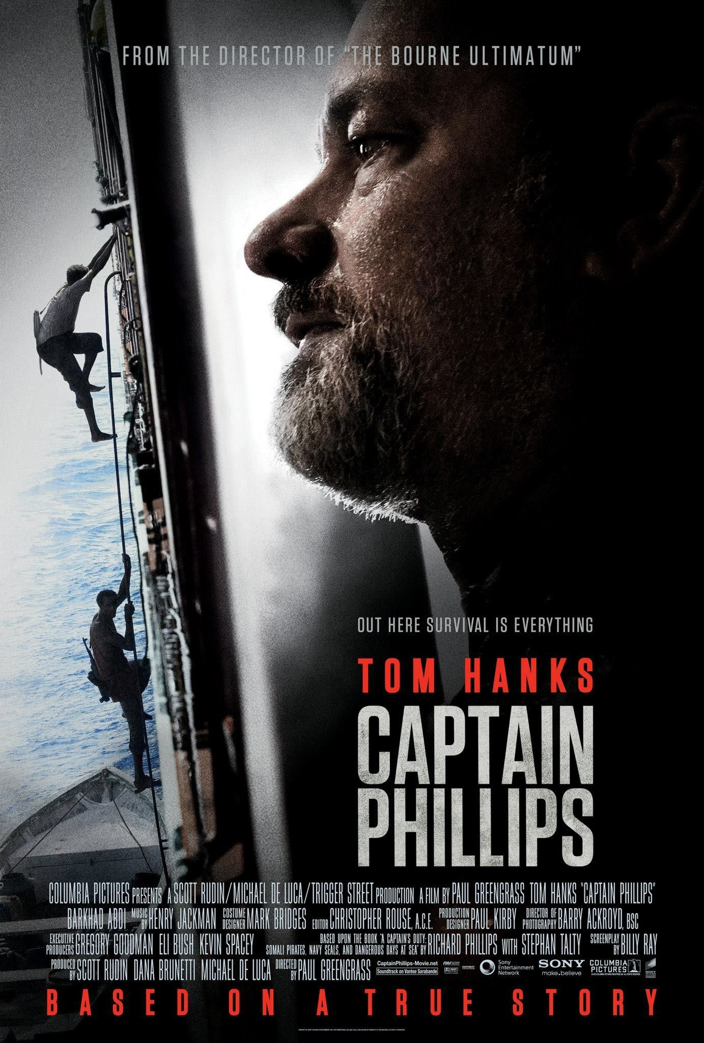 CAPTAIN PHILLIPS Clips. CAPTAIN PHILLIPS Stars Tom Hanks ...