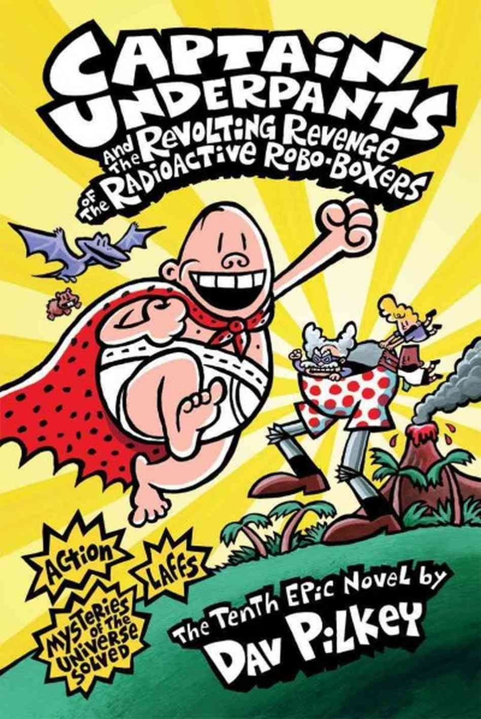 rob letterman to direct captain underpants for dreamworks animation