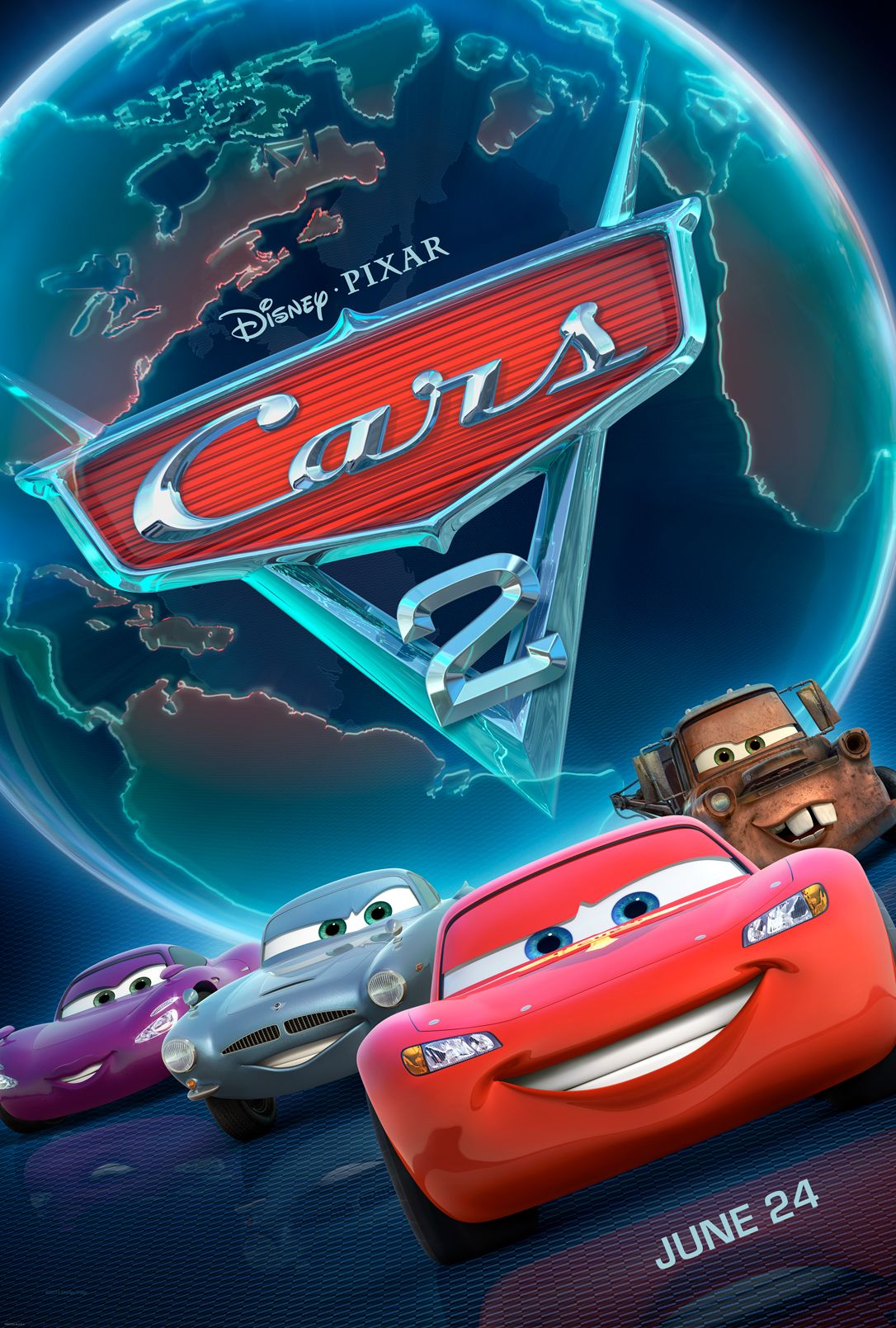 First CARS 2 Trailer in LEGO | Collider