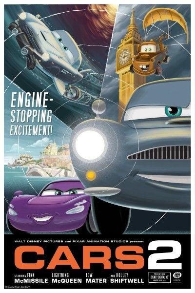 cars-2-retro-poster