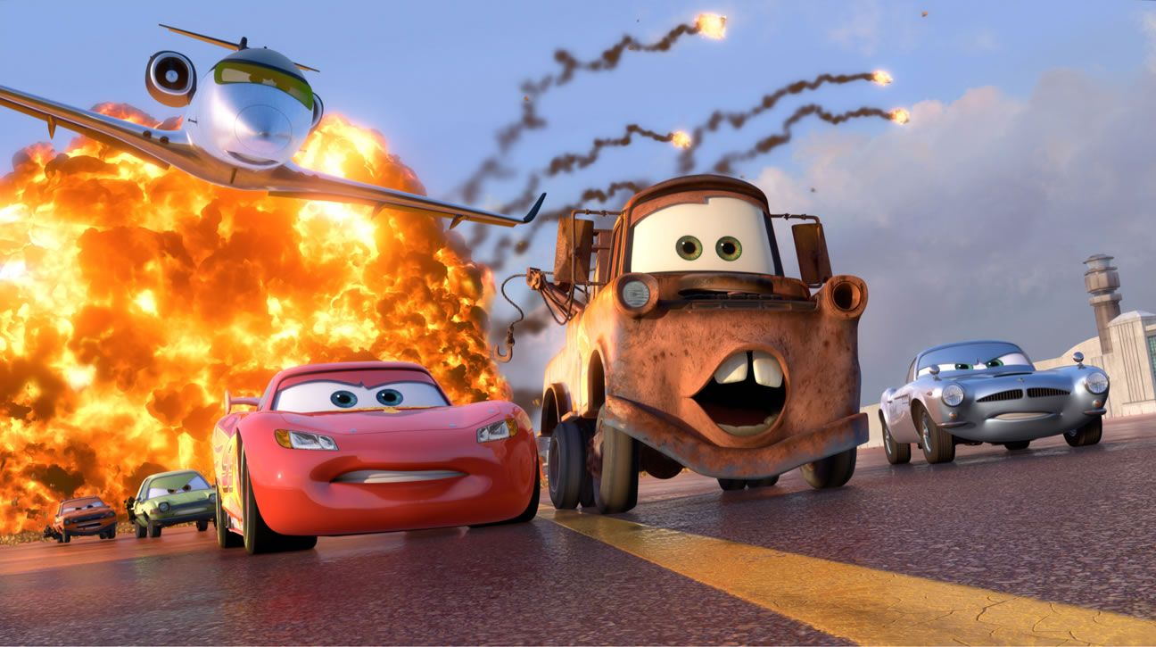 Cars The Movie Images So do you have one ready to go