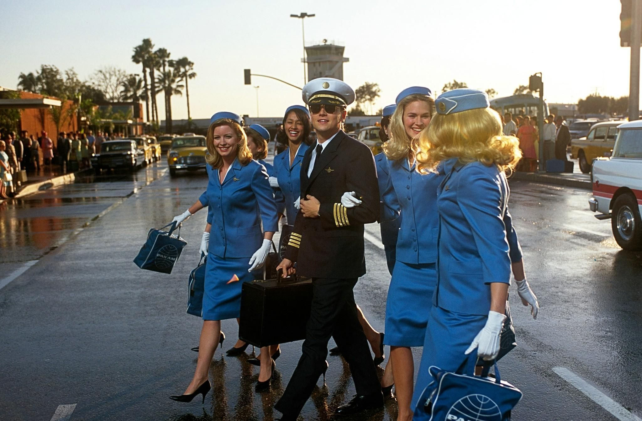 catch me if you can movie summary