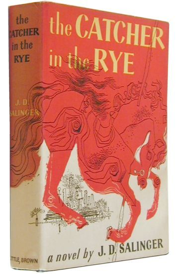 a review of jd salingers novel the catcher in the rye Read the catcher in the rye book reviews & author details and more at amazon in  jerome david salinger or jd salinger was a new yorker who started.