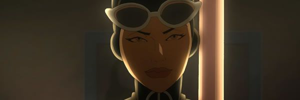 First Look at Catwoman from the Animated CATWOMAN Short Film