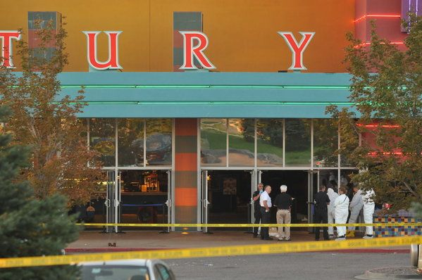 Gunman Kills 14 at Screening of The Dark Knight Rises