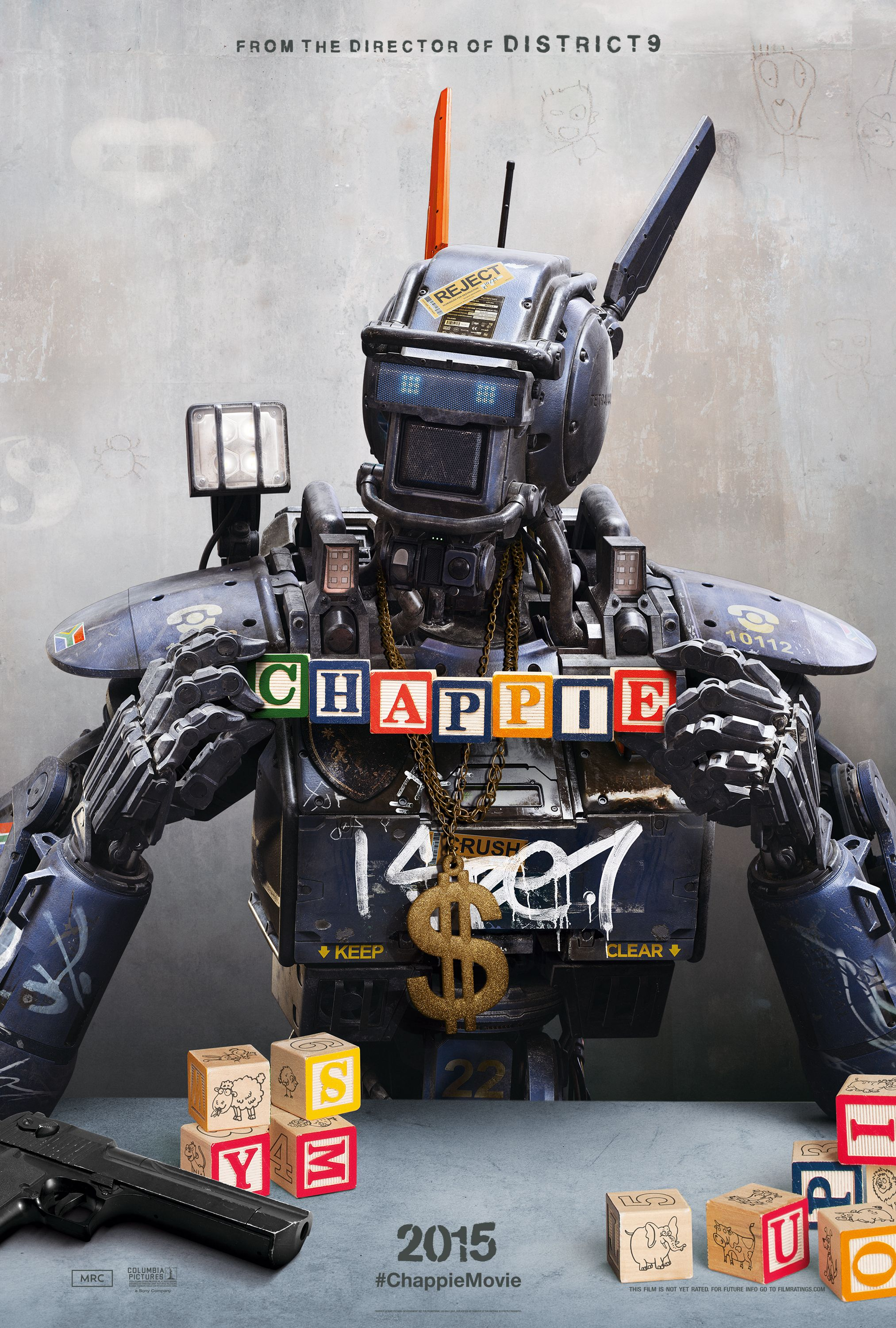 Chappie Trailer: Hugh Jackman Leads Sci-Fi Comedy