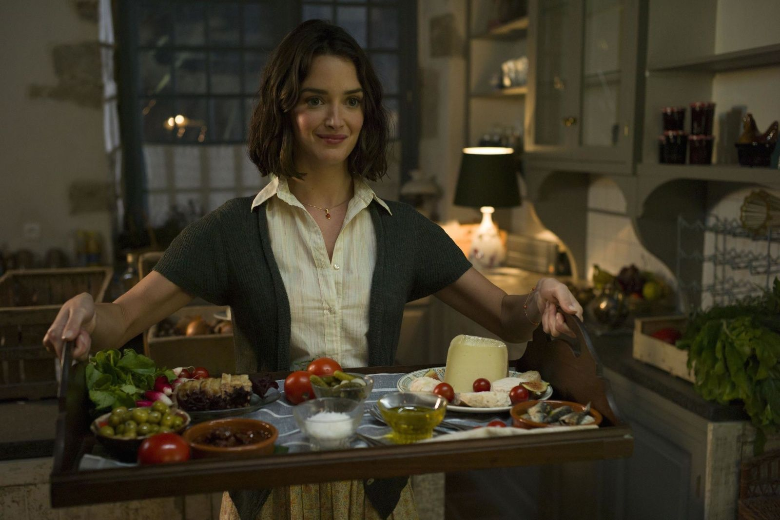 Charlotte le bon talks the hundred foot journey and for Marguerite cuisine