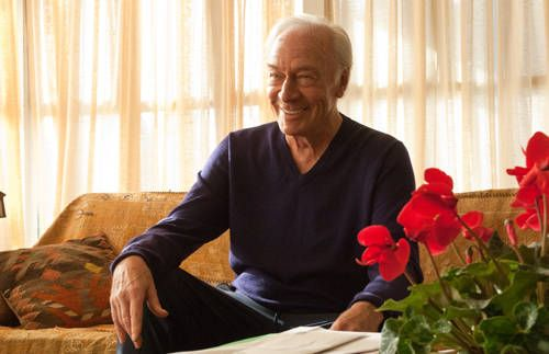 Christopher Plummer on taking over Kevin Spacey's role