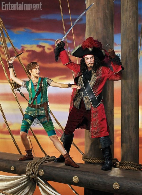christopher-walken-allison-williams-peter-pan