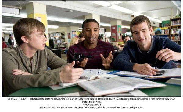 chronicle-movie-image Michael B. Jordan, Dane DeHaan and Alex Russell