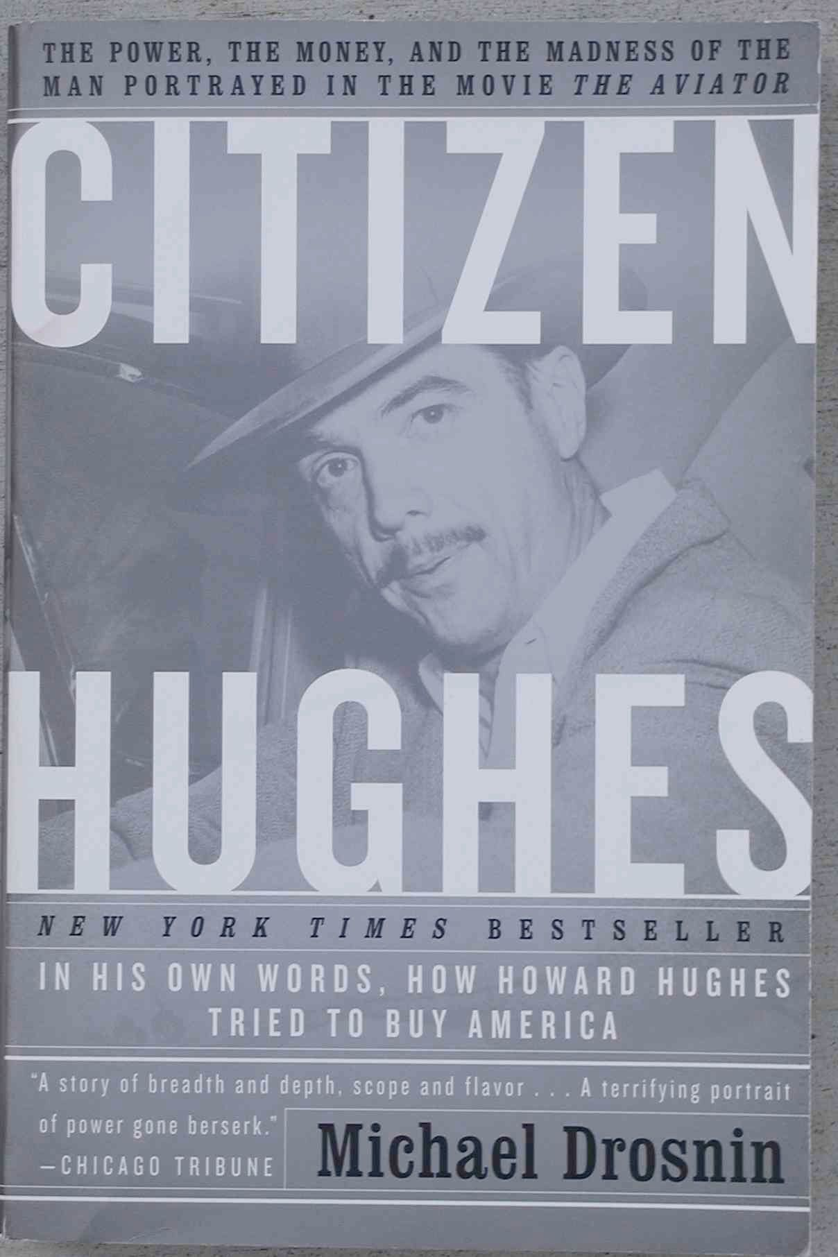 Citizen Hughes Book Cover 01
