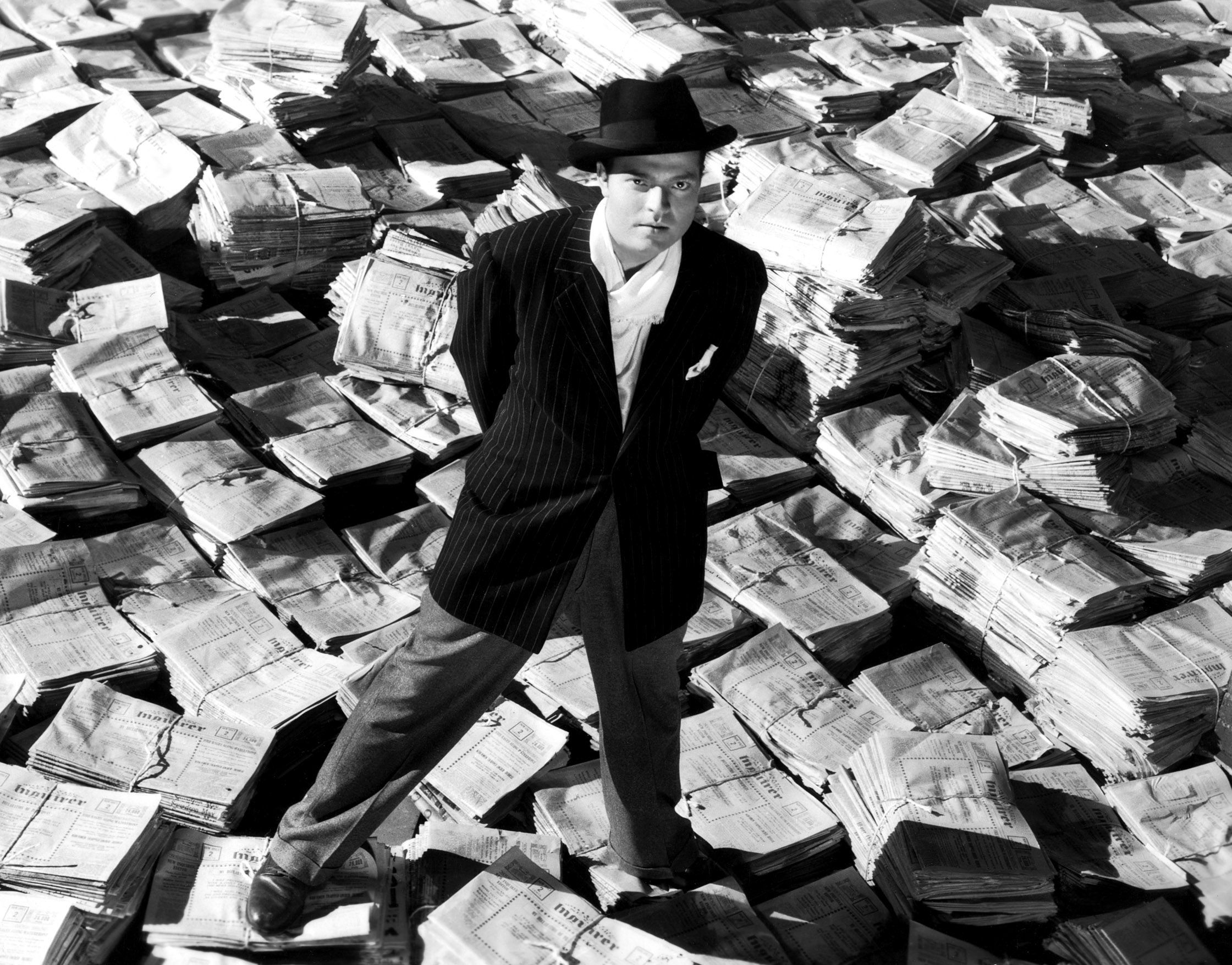 a review of the story of citizen kane Kirkus reviews it is the story of a film masterpiece—how it was created and how it was almost destroyed  citizen kane: a filmmaker's.