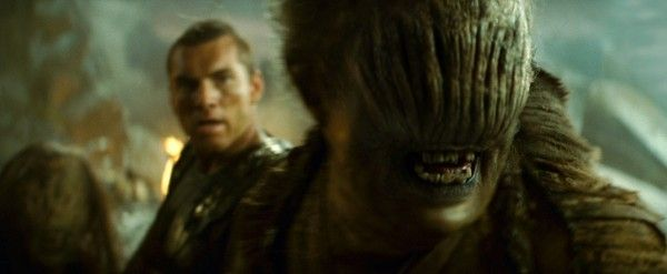 Clash of the Titans movie image monster