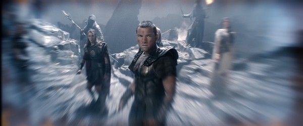 Clash of the Titans movie image Sam