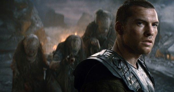 Clash of the Titans movie image Sam Worthington