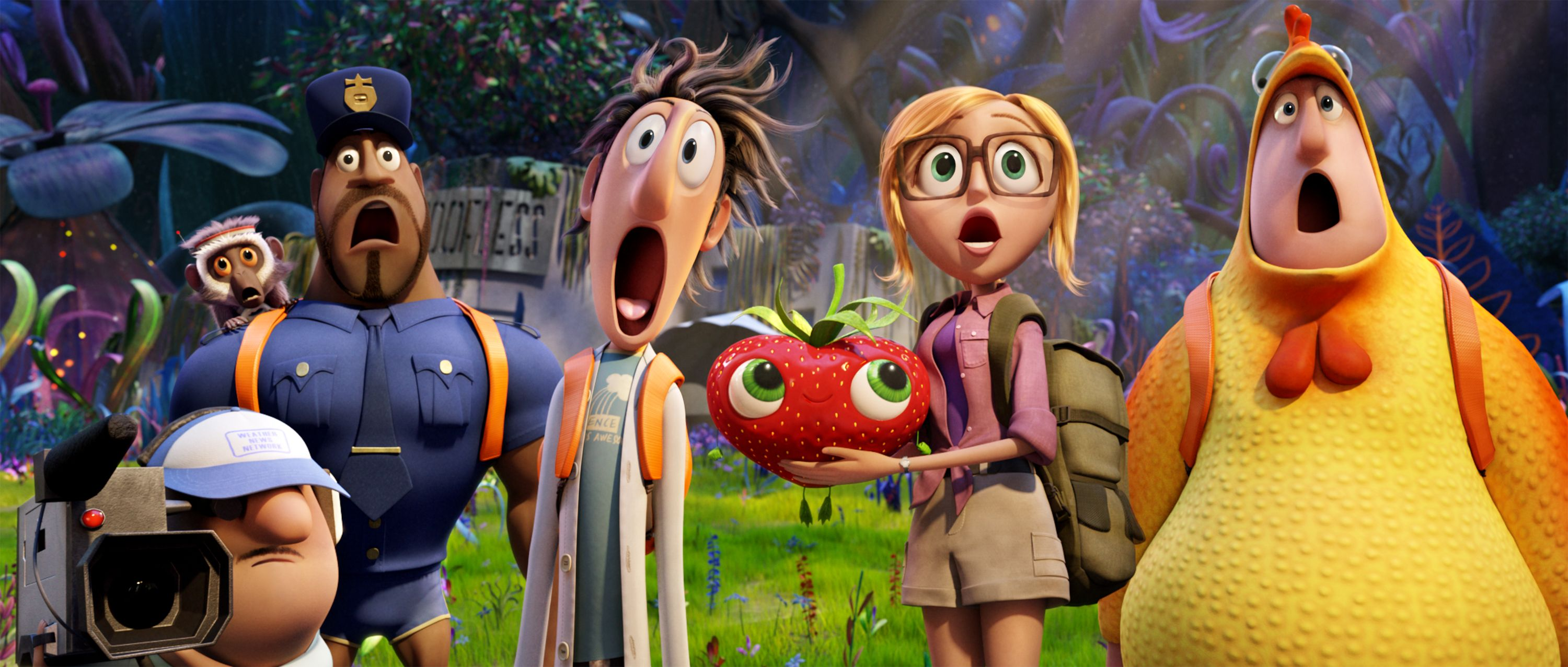 Cloudy with a Chance of Meatballs (2009) Reviews | Cinafilm