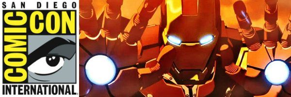 comic con marvel animation iron man slice