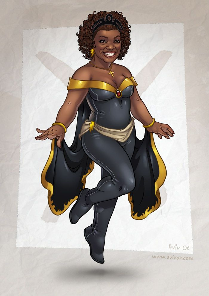 Black Widow Chevy >> Check out the Cast of COMMUNITY Re-Imagined as X-MEN Characters | Collider