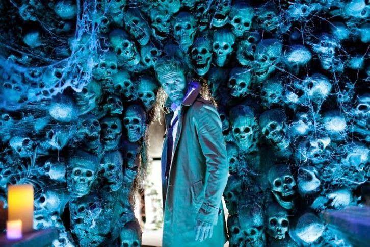 Constantine Coming To Arrow; Matt Ryan Reprising His Role