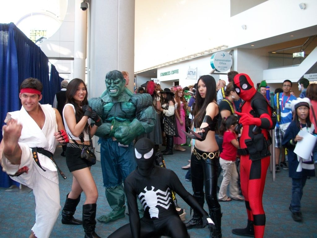 Cosplay Comic Con Picture