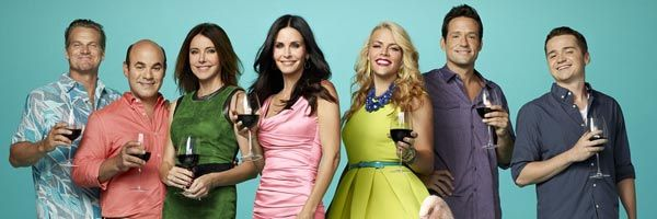 Courteney Cox Cougar Town Wine