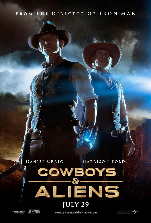 COWBOYS & ALIENS Movie Clips COWBOYS & ALIENS Featurettes ...