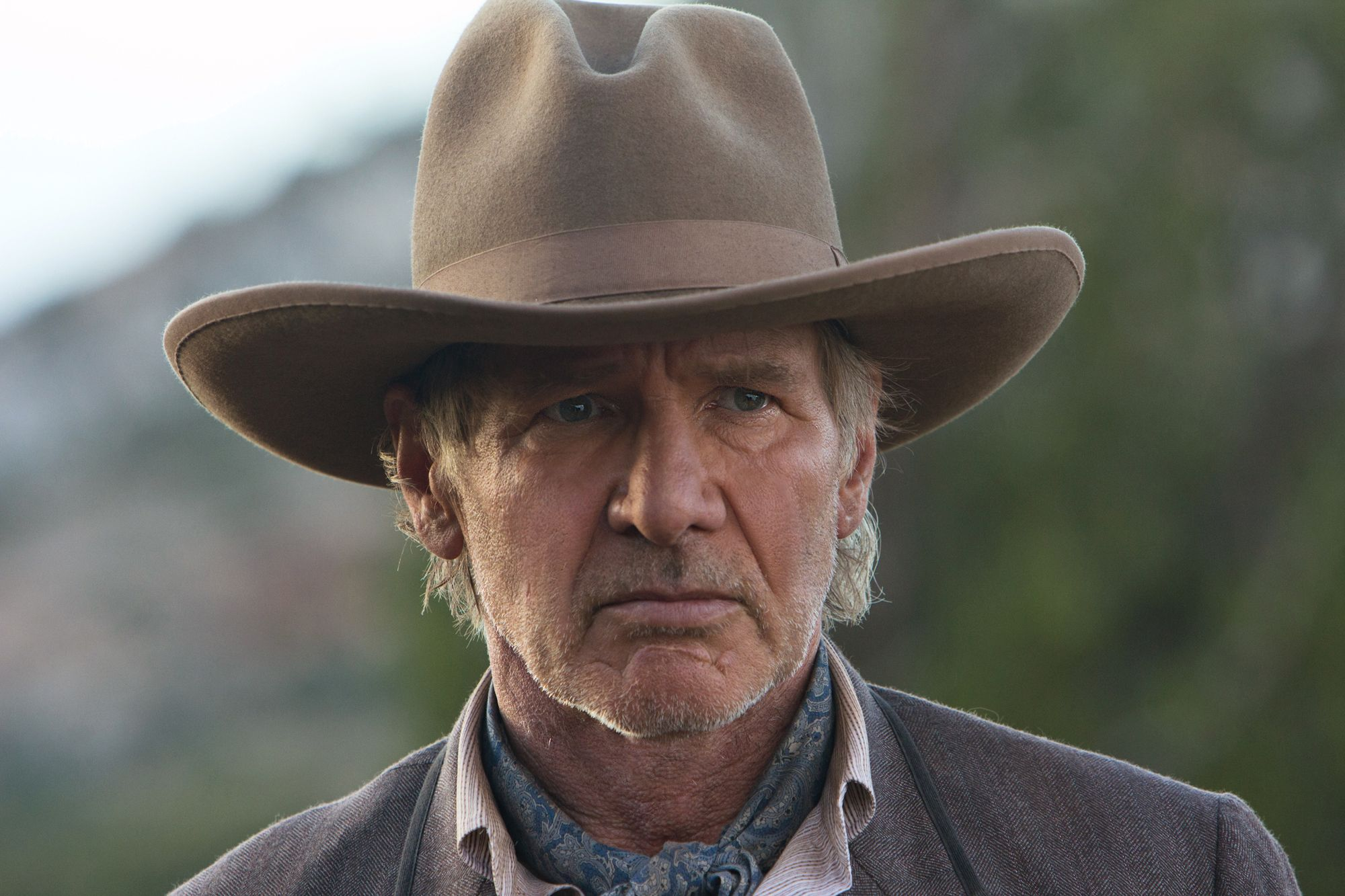 Cowboys aliens movie images daniel craig harrison ford for The harrison