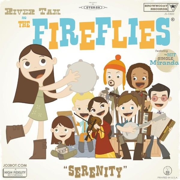 """River Tam and the Fireflies"" by Joey Spiotto"