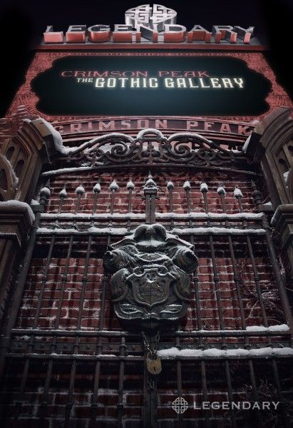 crimson peak gothic gallery comic con