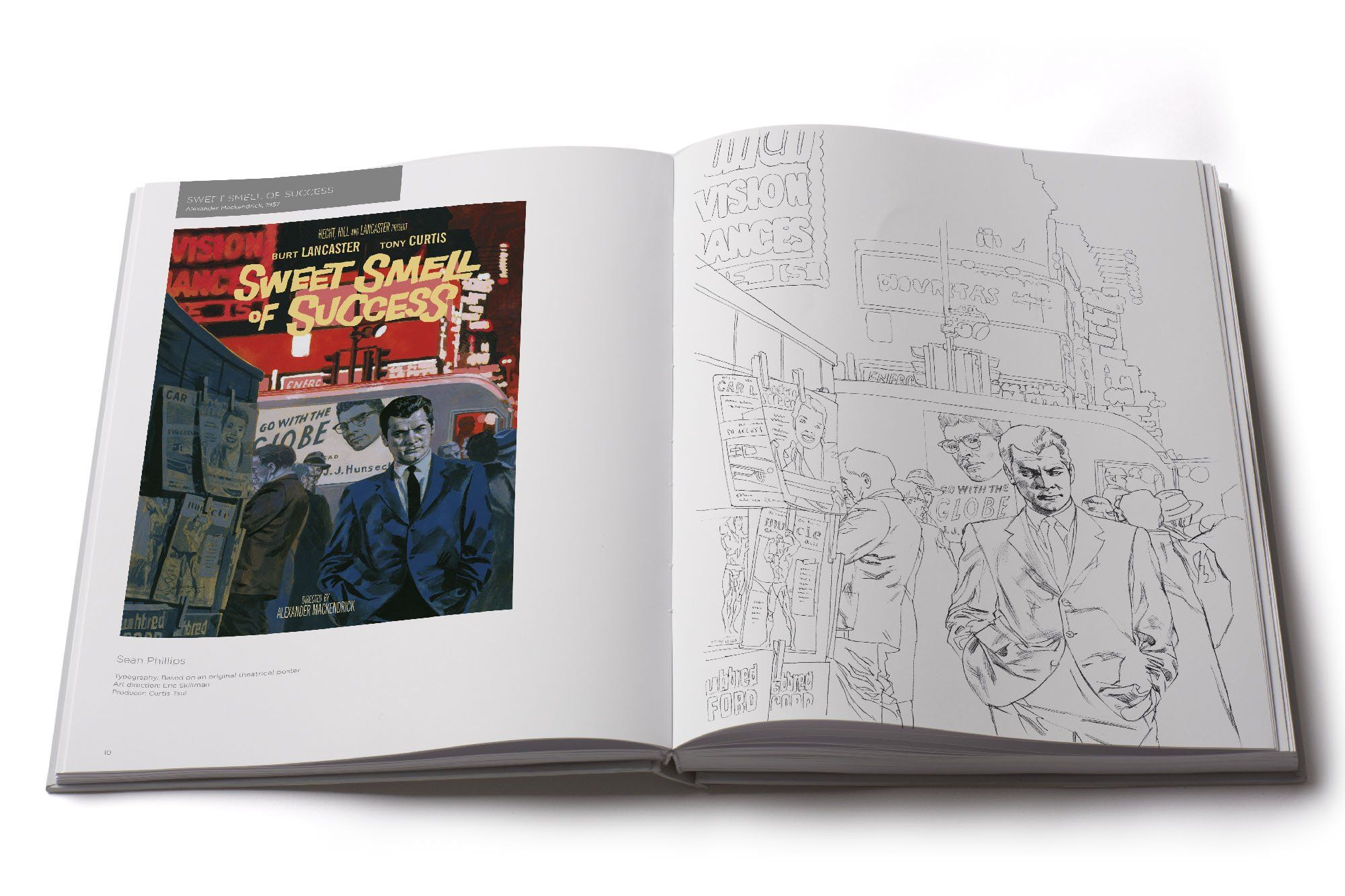 Gift Idea Buy the Criterion Designs CoffeeTable Book for a Movie