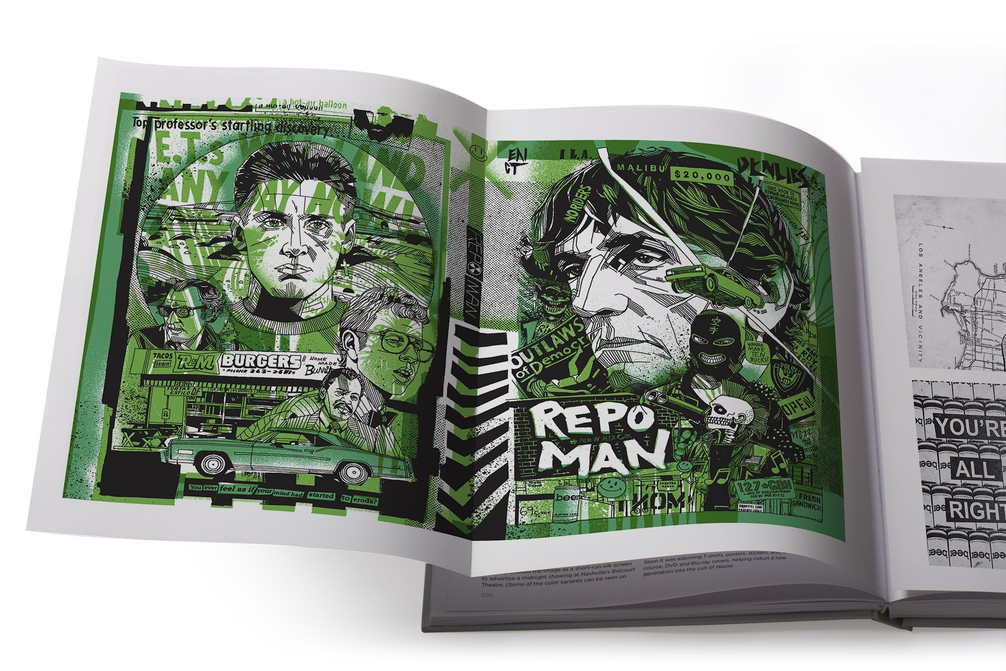 gift idea: buy the criterion designs coffee-table book for a movie