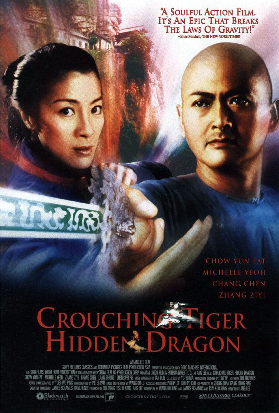 Crouching Tiger, Hidden Dragon: Ang Lee's Hit, 16 Years On ...