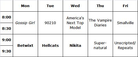 cw_mock_fall_schedule