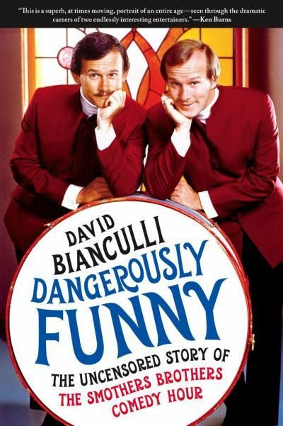 dangerously-funny-smothers-brothers-book-cover