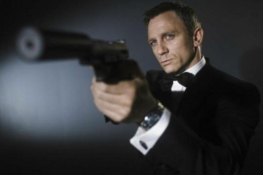 James Bond Producers Set 25th 007 Film for 2019