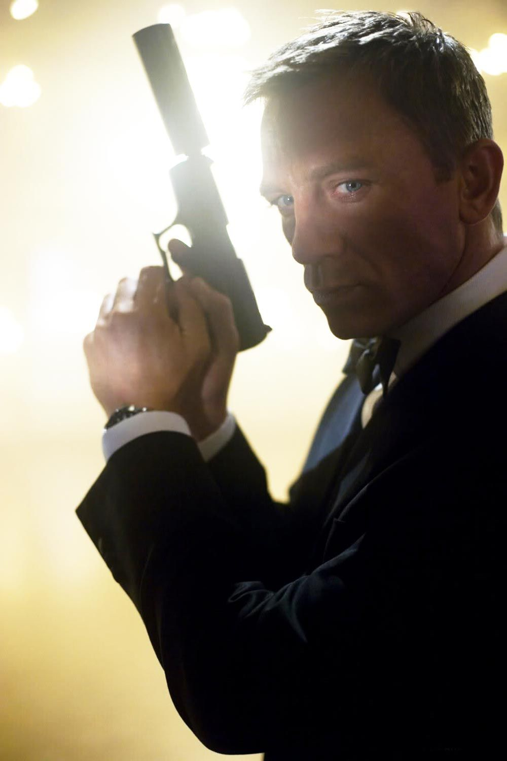 JAMES BOND 23 Officially Titled SKYFALL; New Details ...