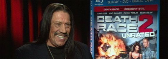 Danny Trejo Interview DEATH RACE 2 slice