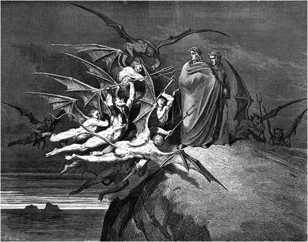 an analysis of the poem divine comedy by dante alighieri Inferno: canto i - italian-english translation of the divine comedy online, with an overview of the inferno, purgatory, and paradise read here.